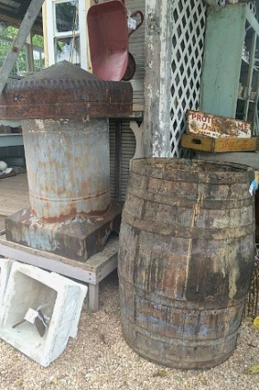JAN-vintage barrel:$250