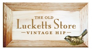 Lucketts Bird Logo