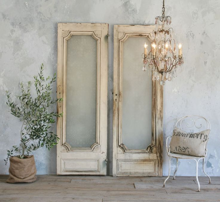 Salvage Doors Inspiration! & In Store | The Old Lucketts Store